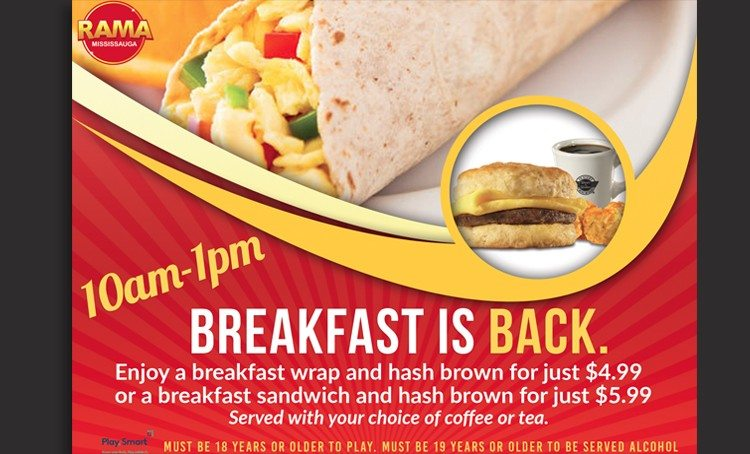 breakfast is back